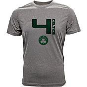 Levelwear Men's Boston Celtics  Isaiah Thomas Fadeaway Grey T-Shirt