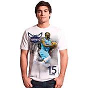Levelwear Men's Charlotte Hornets Kemba Walker Highlight White T-Shirt