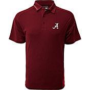 Levelwear Men's Alabama Crimson Tide Crimson Tactical Polo