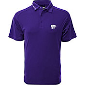 Levelwear Men's Kansas State Wildcats Purple Tactical Polo
