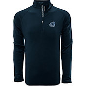 Levelwear Men's Old Dominion Monarchs Blue Metro Quarter-Zip Pullover