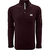 Levelwear Men's Minnesota Golden Gophers Maroon Metro Quarter-Zip Pullover