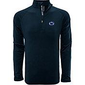 Levelwear Men's Oregon Ducks Green Metro Quarter-Zip Pullover