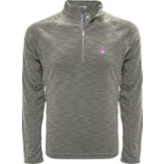 Levelwear Men's Arizona Wildcats Grey Mobility Long Sleeve Quarter-Zip Shirt