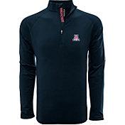 Levelwear Men's Arizona State Sun Devils Maroon Metro Quarter-Zip Pullover