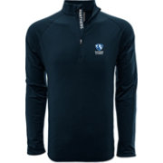 Levelwear Men's Eastern Illinois Panthers Navy Metro Quarter-Zip Pullover