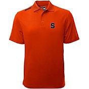 Levelwear Men's Syracuse Orange Orange Helium Polo