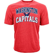Levelwear Men's Washington Capitals Performance Arch Red T-Shirt