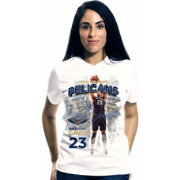 Levelwear Women's New Orleans Pelicans Anthony Davis Center Court T-Shirt