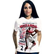 Levelwear Women's Washington Wizards John Wall Center Court T-Shirt