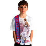 Levelwear Youth Los Angeles Clippers Blake Griffin Breakaway White T-Shirt