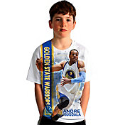 Levelwear Youth Golden State Warriors Andre Iguodala Breakaway White T-Shirt