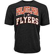 Levelwear Youth Philadelphia Flyers Performance Arch Black T-Shirt