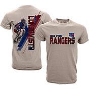 Levelwear Youth New York Rangers Henrik Lundqvist #30 Charcoal Spectrum T-Shirt
