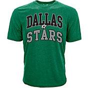 Levelwear Youth Dallas Stars Performance Arch Green T-Shirt