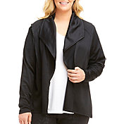 Marika Curves Women's Plus Size Harper Stripe Cardigan
