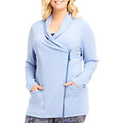 Marika Curves Women's Plus Size Vernon Cowl Jacket