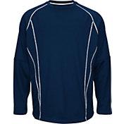 Majestic Men's On-Field Practice Pullover