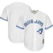 Majestic Men's Replica Toronto Blue Jays Cool Base White Cooperstown Jersey