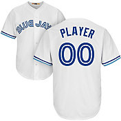 Majestic Men's Full Roster Cool Base Cooperstown Replica Toronto Blue Jays White Jersey