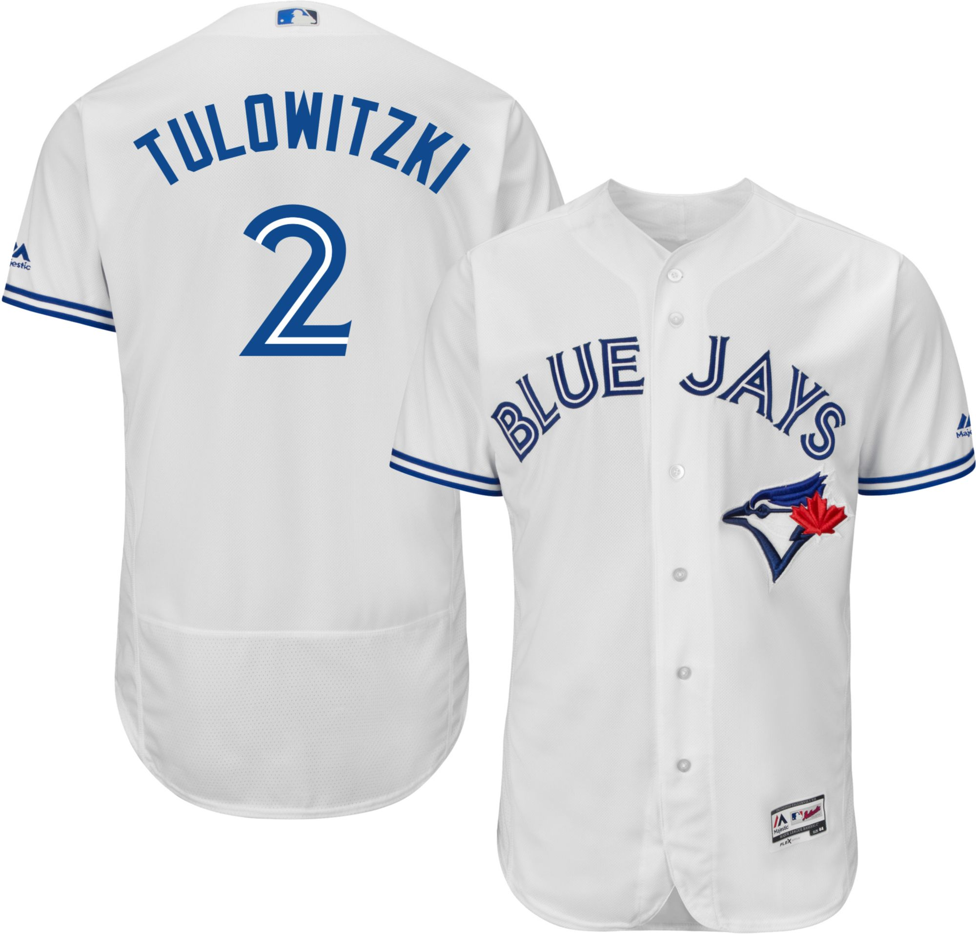 aaa68057f00 ... flex base alternate mlb baseball jersey majestic mens authentic toronto  blue jays troy tulowitzki 2