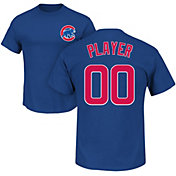 Majestic Men's Full Roster Chicago Cubs Royal T-Shirt