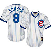 Majestic Men's Replica Chicago Cubs Andre Dawson Cool Base White Cooperstown Jersey