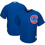 Majestic Men's Replica Chicago Cubs Cool Base Alternate Royal Jersey