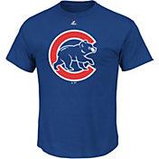 Majestic Men's Chicago Cubs Logo Royal T-Shirt