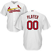 Majestic Men's Full Roster Cool Base Replica St. Louis Cardinals Home White Jersey