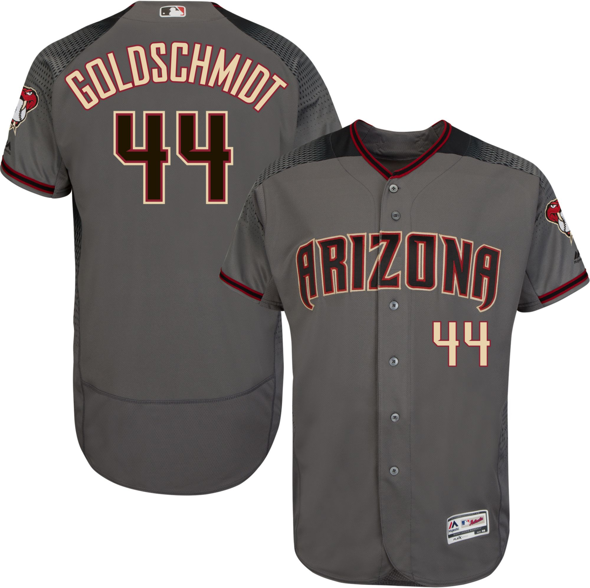 sports shoes 37db6 a3de3 44 paul goldschmidt jersey zone