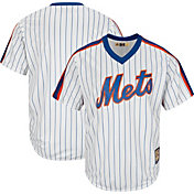 Majestic Men's Replica New York Mets Cool Base White Cooperstown Jersey