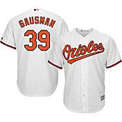 Majestic Men's Replica Baltimore Orioles Kevin Gausman #39 Cool Base Home White Jersey