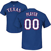 Majestic Men's Full Roster Texas Rangers Royal T-Shirt