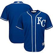Majestic Men's Replica Kansas City Royals Cool Base Alternate Royal Jersey