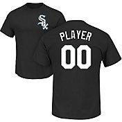 Majestic Men's Full Roster Chicago White Sox Black T-Shirt