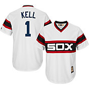 Majestic Men's Replica Chicago White Sox George Kell Cool Base White Cooperstown Jersey