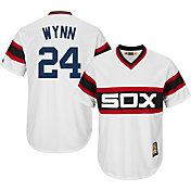 Majestic Men's Replica Chicago White Sox Early Wynn Cool Base White Cooperstown Jersey