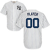 Majestic Men's Full Roster Cool Base Cooperstown Replica New York Yankees 1927 White Jersey
