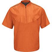 Majestic Men's Short Sleeve Training Jacket