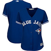 Majestic Women's Replica Toronto Blue Jays Cool Base Alternate Royal Jersey