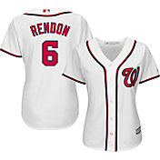 Majestic Women's Replica Washington Nationals Anthony Rendon #6 Cool Base Home White Jersey