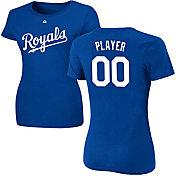 Majestic Women's Full Roster Kansas City Royals Royal T-Shirt