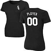Majestic Women's Full Roster Chicago White Sox Black T-Shirt