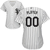 Majestic Women's Full Roster Cool Base Replica Chicago White Sox Home White Jersey