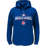 Majestic Youth 2016 World Series On-Field Chicago Cubs Royal Hoodie