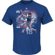 Majestic Youth 2016 World Series MVP Ben Zobrist Royal T-Shirt