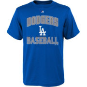 "Majestic Youth Los Angeles Dodgers Royal ""Dodgers Baseball"" T-Shirt"
