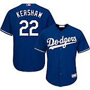 Youth Replica Los Angeles Dodgers Clayton Kershaw #22 Alternate Royal Jersey