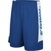 Majestic Youth Los Angeles Dodgers Cool Base Royal Defiant Performance Shorts